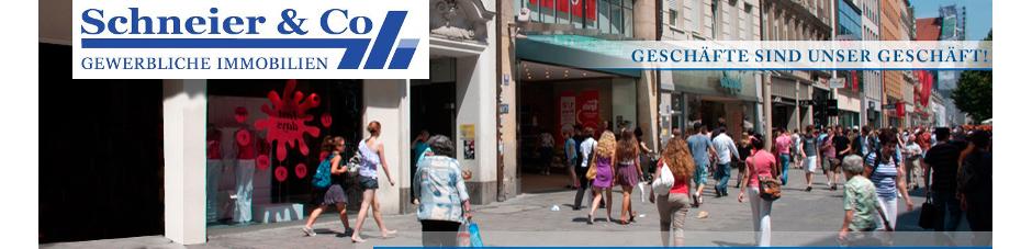 Schneier & Co GmbH – Ihr Einzelhandelsimmobilien Makler für Deutschland